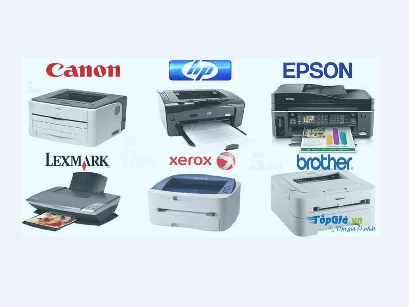chuyên sửa các dòng máy in trên thị trường